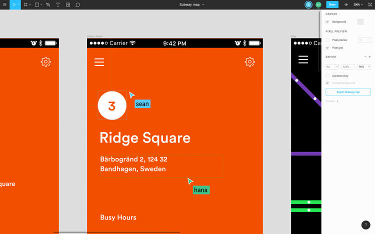 Figma: the collaborative interface design tool - RobinParker co uk